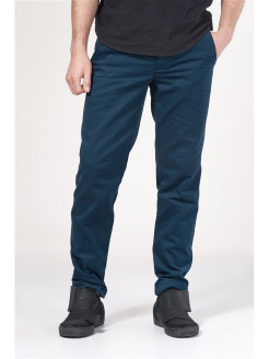Брюки Chinos Skinny Navy Feel and Fly