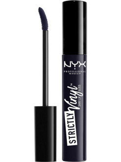 БЛЕСК ДЛЯ ГУБ. STRICTLY VINYL LIP GLOSS - REBEL 05 NYX PROFESSIONAL MAKEUP