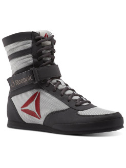 Кроссовки REEBOK BOXING BOOT- GREY/RED/WHITE Reebok