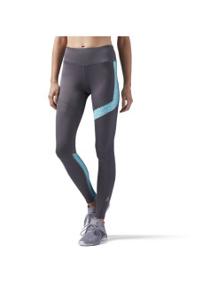Тайтсы RE TIGHT P2 ASHGRY Reebok