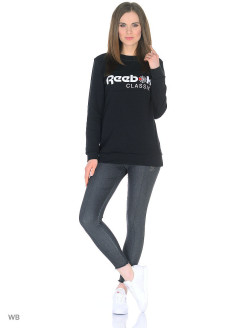 Брюки GP Q1 JEGGING BLACK Reebok