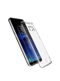 Чехол-накладка Samsung Galaxy S8 Plus Baseus Simple Transparent BASEUS