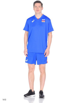 Шорты MAN RUSSIA SHORT ASICS