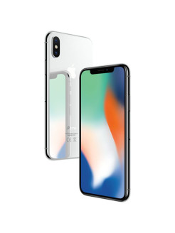 Смартфон iPhone X 256Gb Silver Apple