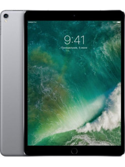 Планшет iPad Pro 10.5 Wi-Fi + Cellular 64Gb Space Gray Apple