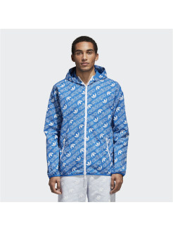 Ветровка AOP Windbre BLUE Adidas