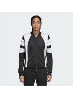 Ветровка SST TRACK TOP BLACK/WHITE Adidas