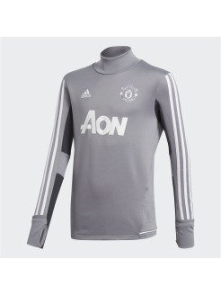 Джемпер MUFC TRG TOP Y GREY/LGSOGR/WHITE Adidas
