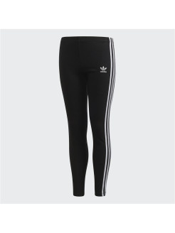 Тайтсы J 3STR LEGGINGS BLACK/WHITE Adidas