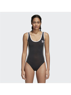 Боди 3 STRIPES BODY BLACK Adidas
