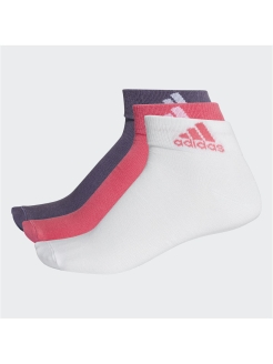 Носки Per Ankle T 3pp REAPNK/WHITE/TRAPUR Adidas