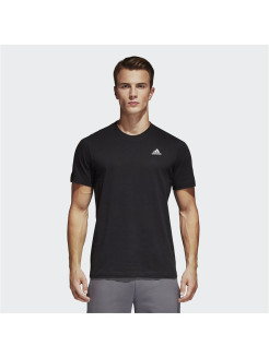 Футболка ESS BASE TEE BLACK/WHITE Adidas