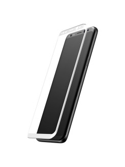 Защитное стекло Samsung Galaxy S8 Arc 3D 0.3mm BASEUS