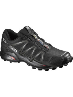 Кроссовки SHOES SPEEDCROSS 4 WIDE Bk/Bk/BLACK META SALOMON