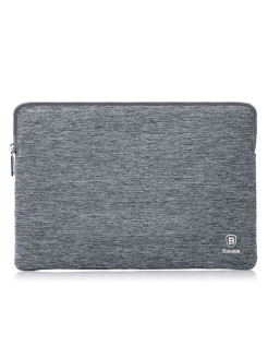 "Сумка для ноутбука Apple MacBook Pro 15"" Baseus Grey BASEUS"