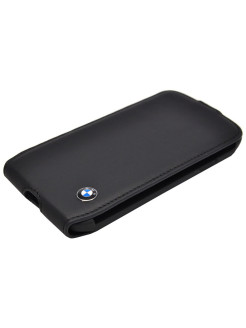 Чехол BMW для Samsung Galaxy S4 Signature Flip Black BMW