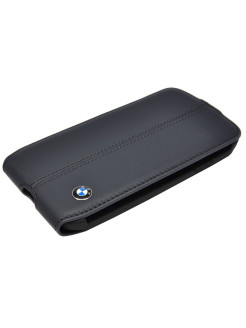Чехол BMW для Samsung Galaxy S4 Signature Flip Blue BMW