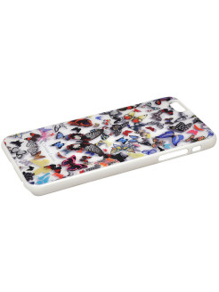 Lacroix для iPhone 6+/6S+ Butterfly Hard White Christian Lacroix