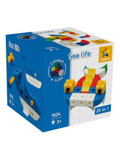 Рыбы /CONNECT A CUBE  SEA LIFE IQCAMP