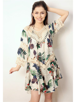 Tunic Naturel