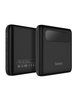 Power Bank 10000 mAh Hoco B20 Black Hoco