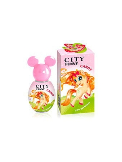 Туалетная вода Funny Candy ДВ 30 мл Фани Кэнди CITY PARFUM