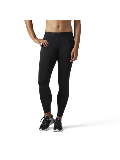 Леггинсы COMP TIGHT - SOLID BLACK Reebok
