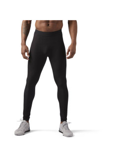 Тайтсы JACQUARD COMP TIGHT BLACK Reebok