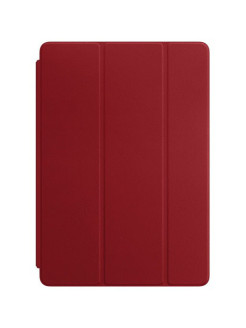 Чехол Leather Smart Cover для iPad Pro 10.5 Red (MR5G2ZM/A) Apple