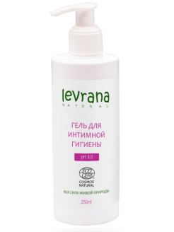Gel, 250 ml levrana
