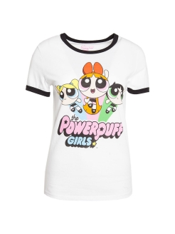Футболка Суперкрошки Powerpuff Girls ТВОЕ