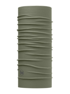 Бандана BUFF UV INSECT SHIELD PROTECTION SOLID DUSTY OLIVE Buff