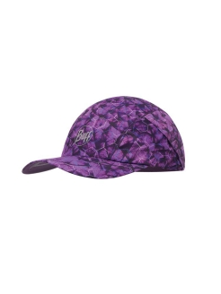 Бейсболка BUFF PRO RUN CAP R-ADREN PURPLE LILAC Buff
