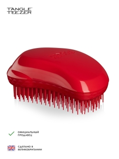 Расческа Tangle Teezer Thick & Curly Salsa Red Tangle Teezer