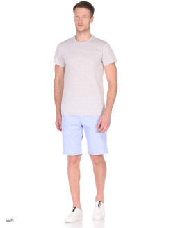 Шорты CHINO SHORT LIGHT BLUE Wrangler