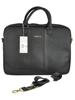 "Guess for 15 ""Saffiano Black laptops GUESS"