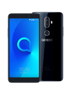 "Смартфон 3V 5099: 6"" 2160x1080/IPS MT8735 2Gb/16Gb 12+2Mp/5Mp 3000mAh Alcatel"