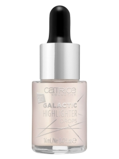 Хайлайтер жидкий Galactic Highlighter Drops 010 CATRICE.