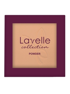 Пудра компактная PD09 тон 02 LavelleCollection