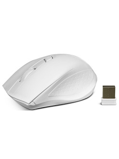 Мышь RX-325 Wireless White USB Sven