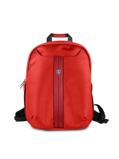 Рюкзак Urban Backpack Nylon/PU Red FERRARI