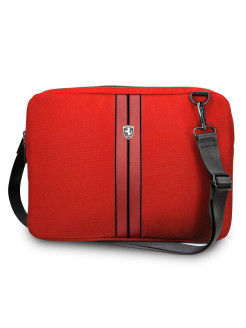 "Сумка для ноутбука 15"" Urban Sleeve Nylon/PU Carbon Re FERRARI"