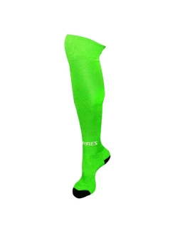 Football leggings TORRES Sport Team, green, terry foot. Size 35-38. TORRES