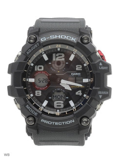 Часы G-Shock GWG-100-1A8 CASIO