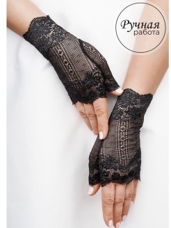 Fingerless gloves Nadia Piskun