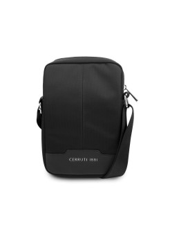 "Сумка для планшетов 10"" Tablet Bag Nylon/Leather Blk CERRUTI 1881"
