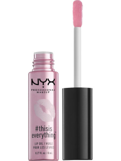 Бальзам для губ #THISISEVERYTHING LIP OIL 01 NYX PROFESSIONAL MAKEUP