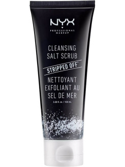 Очищающий скраб STRIPPED OFF CLEANSING SALT SCRUB NYX PROFESSIONAL MAKEUP