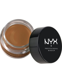 Консилер для лица. CONCEALER JAR DEEP GOLDEN 075 NYX PROFESSIONAL MAKEUP