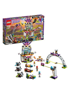 Конструктор LEGO Friends 41352 Большая гонка LEGO